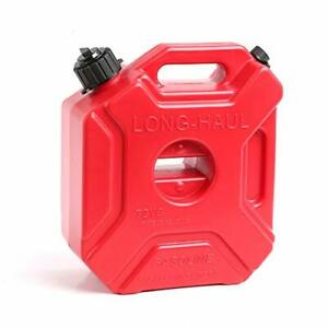 Wintools 5 L 1 3 Gallon Gasoline Pack Gas Container Fuel Can Red