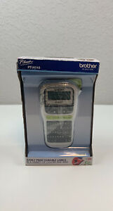 Brother P touch Pt h110 Easy Portable Label Maker Pth110 Labeler Tested