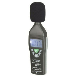Techbrands Compact Digital Sound Level Meter
