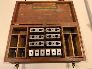 Moore Special Tools 1 X 2 X 3 Blocks Parallels Machinist Inspection