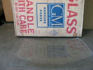 1949 1950 1951 1952 Chevy Nos Gm Belair Convertible Windshield Half Clear Rh