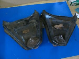 1965 1966 1967 1968 1969 1970 Impala Ss427 Nos Gm Upper Control Arm Pair