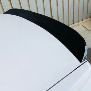 Glossy Black Etl Type Puf Rear Trunk Spoiler Wing For 2002 06 Acura Rsx Coupe