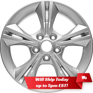 New Replacement 16 Alloy Wheel Rim For 2012 2013 2014 Ford Focus 3878