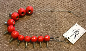 Thread Detective Thread Identifier Tool red hanging Screw Sizing