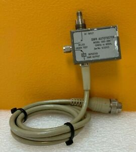 Wiltron Anritsu 560 98k50 10 Mhz To 40 Ghz Type K m Swr Autotester Tested