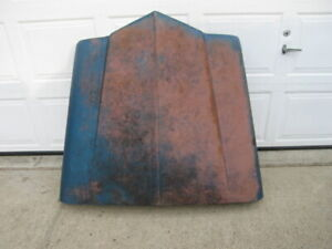 Vintage Jeep Willys Overland Jeepster Truck Wagon Hood Very Nice No Damage
