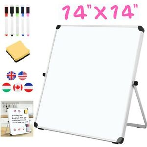 Stobok Magnetic Dry Erase Board Whiteboard Student School Write Home Office Us