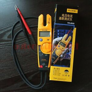 Brand New Fluke T5 600 Voltage And Current Tester T5600 One Year Warranty