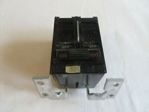 Circuit Breaker Murray 100 Amp 2 Pole Tested