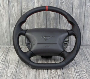 Ford Mustang Gt Cobra Svt Saleen Roush Custom Steering Wheel Gt350r 94 04