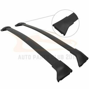 Roof Rack Side Rail Crossbars Cargo Baggage Carrier For Mazda Cx 3 Cx3 2017 2019