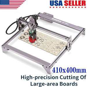 40w Diy Laser Engraving Cutting Machine Engraver Logo Printer Desktop Cutter New