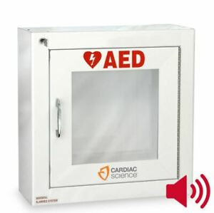 Cardiac Science Standard Size Aed Cabinet 50 00392 10