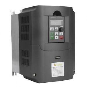 7 5kw 1 To 3 Phase Variable Frequency Drive Inverter 220vac To 0v 380v Nflixin