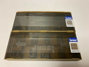 Lot Of Iscar H490 Ankx 170608pntr Ic 808 20pcs Factory Pack