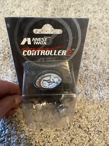 Anest Iwata Impact Contoller 2 Air Regulator With Pressure Gauge
