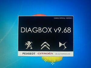 Diagbox V9 68 Lexia 3 Multiple Languages Virtual Machine Citro n Peuget