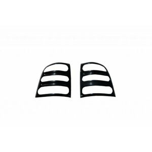 Avs For Ford F 250 f 350 Super Duty 1999 2007 Slots Tail Light Covers Black