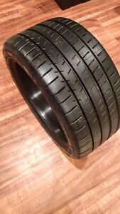 new Michelin Pilot Super Sports Two 2 Qty 265 40 18 Local Pickup Only