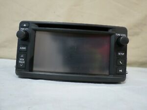 13 14 Toyota Corolla Radio Display Bluetooth Touch Screen 6 1 Oem 86140 02150