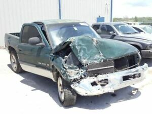 Power Brake Booster With P265 75r16 Tires Fits 00 01 Dodge 1500 Pickup 684663