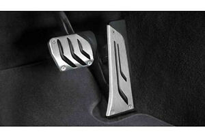 Bmw M Performance Stainless Steel Pedal Covers Automatic Oem 1 2 3 4 5 6 Series