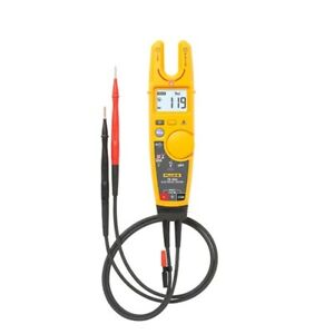 Fluke Voltage Clamp meter High Precision Current Electrical Tester W Soft Case