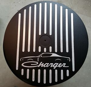 Custom 1971 Dodge Charger Air Cleaner Cover Mopar Performance