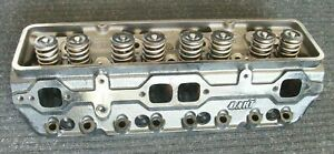Sbc Chevy Reconditioned 64cc Dart Iron Eagle Cylinder Head 2 02 1 6