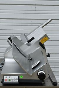 2014 Bizerba Gsp Hd Automatic Meat Cheese Slicer