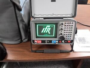 Ifr A 8000 Spectrum Analyzer With Tracking Generator Receiver Soft Case