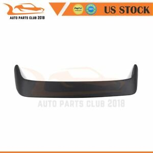 Fits 1994 2001 Acura Integra Hatchback Only Matte Black Wing Spoiler Type R