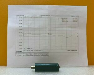 Microwave Semiconductor Corp msc Mc65227 10 Mhz To 18 Ghz Noise Source New