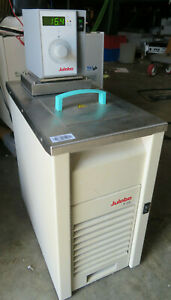 Julabo F25 ec Refrigerated Chiller Water Bath used