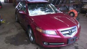 Engine Motor Assembly Acura Tl 07 08
