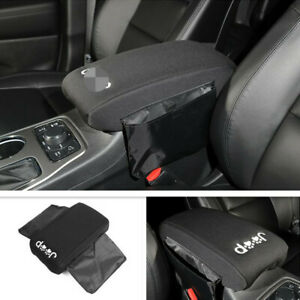 For 2011 2021 Jeep Grand Cherokee Car Central Armrest Box Mats Pad Liner Covers