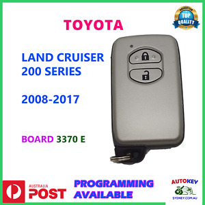 Toyota Land Cruiser 200 Series Smart Key Suit 2009 2017