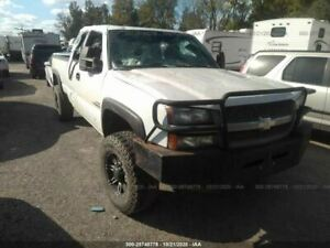 Engine 6 6l Turbo Diesel Vin 1 8th Digit Fits 01 04 Sierra 2500 Pickup 509335