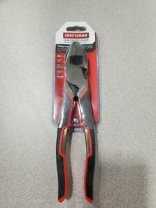 Craftsman Cmht71630 8 inch Lineman s Pliers W trugrip Handle new In Package