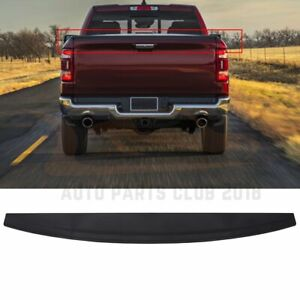 For 2012 2015 Dodge Ram 1500 2500 Tailgate Spoiler Top Protector Cover Molding