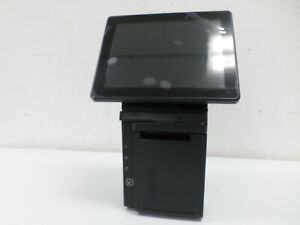 Posiflex Jiva Hs 2310 10 Touch All in one With Built In 3 Thermal Printer