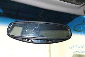 2001 07 Subaru Legacy Interior rear View Mirror W auto Dimming Compass Oem