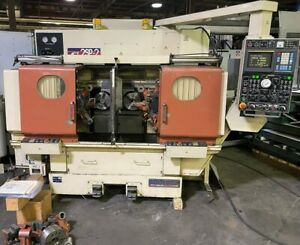 Okuma Howa 2sp z Twin Spindle Turning Center See Video