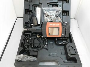 pre owned Snap On Bk6000 Borescope Video Inspection Scope