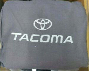 Toyota Tacoma 2016 2021 Custom Fit Seat Covers Front Seats Only