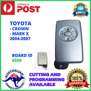 Toyota Crown Athlete Smart Key Oem Japan Import Unlocked Oem