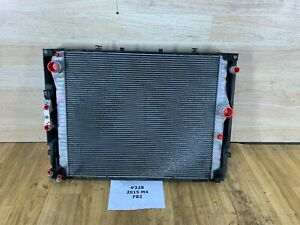 15 20 Bmw F80 F82 M3 M4 Front Radiator Pack 2x Water Radiator Ac Oil Cooler S55