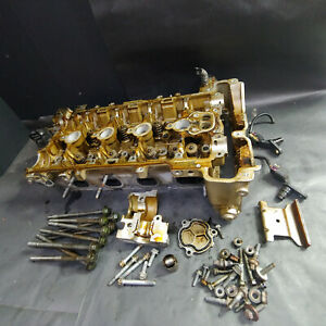 2010 Chevy Equinox 2 4l Engine Cylinder Head W Valves And Springs Assembly