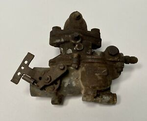 Vintage Bendix Zenith Updraft Carburetor Carb Made In Usa